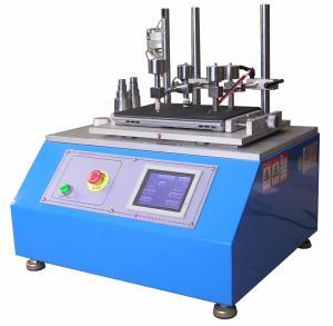 Wholesale Silkscreen Print Abrasion Testing Machine Anti Abrasion Test 80 gf - 1000 gf from china suppliers