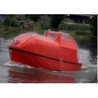Wholesale Totally Enclosed Fire Resistant Common Lifeboats Marine Life Saving Boats from china suppliers