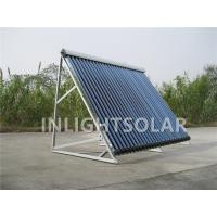 Wholesale High Efficiency Solar Heater Collector With Stainless Bolts Nuts , Strong Corrosion Resistance from china suppliers