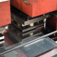 Wholesale Wide Span Cable Tray Roll Forming Machine With Punching Mould from china suppliers