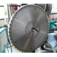 Wholesale Ferrous metal working single cut 8CrV tungsten carbide tipped saw blade from china suppliers