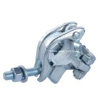Quality BS1139 Drop forged double scaffold connectors UK types / Galvanized pipe fittings for sale