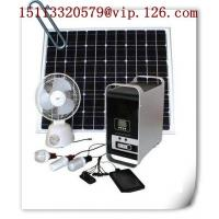 Wholesale 300W/AC220V/DC12V/DC5V Home Solar Power System from china suppliers