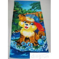 Wholesale Brand Print Cartoon Travel Custom Microfiber Towels Fabric Quick Drying Outdoors Sports from china suppliers