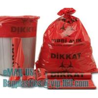Wholesale Autoclave Bags, Pouches, Biohazard Waste Bags, Biohazard Garbage, Waste Disposal Bag from china suppliers