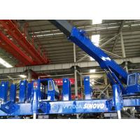 Wholesale VY700A Hydraulic Static Pile Driver , safety operation pile driving machine from china suppliers
