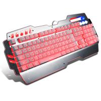 Wholesale Multimedia Waterproof Mechanical keyboard RGB Spill Proof Keyboard from china suppliers