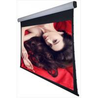 "Wholesale Wall Ceiling 3D Tab Tensioned Motorised Projection Screens 120"" For Home Cinema from china suppliers"