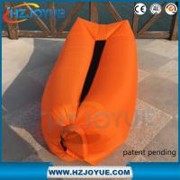 Wholesale New design!!!Best Selling Products two Mouth nylon laybag Inflatable lazy bag Air Sofa from china suppliers