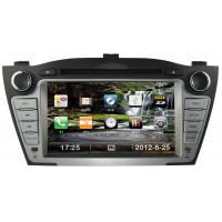 Quality Audio Classic Hyundai DVD Players for Hyundai IX35 Support Bluetooth Phonebook for sale
