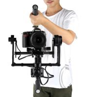 Quality 3 Axis Gimbal Handheld Camera Stabilizer For GH4  A7s 5D2 5D3  BMCC All Angles No Shake for sale