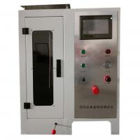 Buy cheap ISO 6941 Fabrics Vertical Flammability Testing Instrument from wholesalers
