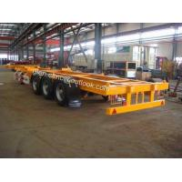 Wholesale Gooseneck Container Semi-trailer-40ft from china suppliers