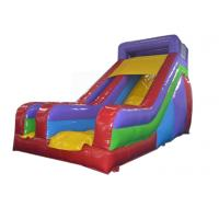 Wholesale Safe Small Inflatable Water Slides Court Slide Good Toys 8*6*4m from china suppliers
