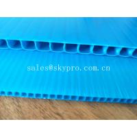 Fire Retardant Retardant Effect PP Corrugated Plastic Sheet Corflute PP Hollow Sheet