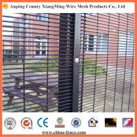 Wholesale 358 security fence metal security fencing Anti Climbing Fence 76.2x12.7mm from china suppliers