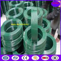 Wholesale Multi purpose PVC coated galvanized iron wire 1.9kg/coil from china suppliers