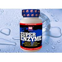 Wholesale Proprietary Enzyme Blend Digestive System Supplements Super Enzymes complex from china suppliers