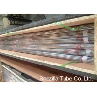 Wholesale EN10217-7 Stainless Steel Instrumentation Tubing Welding SS Pipe ASTM A269 1.4301 1.4307 from china suppliers