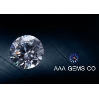 Wholesale Gems Diamond Round Moissanite Loose Stones International VVS1 12mm from china suppliers