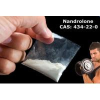 Wholesale White Nandrolone Steroids Raw Powder Injectable For Muscle Growth , CAS 434-22-0 from china suppliers