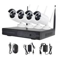 Wholesale 4CH 7WIFI Home Security Camera Systems / Nvr Surveillance System from china suppliers