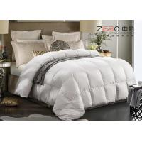 Wholesale Comfortable Hotel Bedding Duvet Anti Allergy OEM / ODM Available from china suppliers