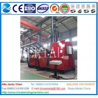 Wholesale Hydraulic CNC Plate rolling machine/Italian imported machine,4 roller plate rolling machine from china suppliers