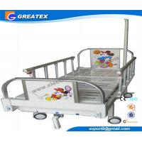 Wholesale Luxury Adjustable Electric Pediatric Hospital Baby Bed , Hospital Baby Cart / Cot from china suppliers