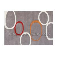 Wholesale Modern Wool Hand-tufted Rugs, Contemporary Grey Wool Floor Area Rug Carpet For Decoration from china suppliers