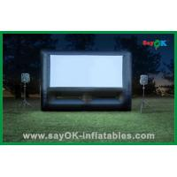 Wholesale Dual Purpose Inflatable Movie Screen /  Inflatable Billboard from china suppliers