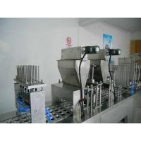 Wholesale Linear Type Keurig K-Cups Capsules Filling Sealing Machine from china suppliers