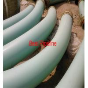 AWWA C213 DIN 30678 Polythylene Coating Pipe / Anti Corrosion Steel Pipe for sale