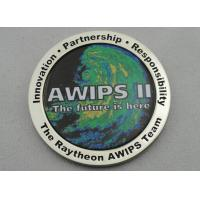 Wholesale OEM & ODM AWIPS Coin / Zinc Alloy Awards Personalized Coins with Offset Printing, Imitation Cloisonne Enamel from china suppliers
