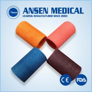 Wholesale Hospital Use Medical Fiber Bandage Orthopedic Casting Tape from china suppliers