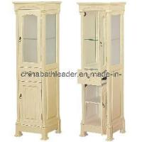 Wholesale Bathroom Storage Side Cabinet Vanity - 3 from china suppliers