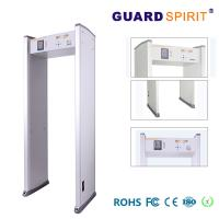 Wholesale Human Indicating Lamp Multi Zone Door Frame Metal Detector Archway For Bus Station Security from china suppliers