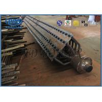 Buy cheap Customized Boiler Manifold Headers , Energy Saving Industrial Boiler Parts from wholesalers