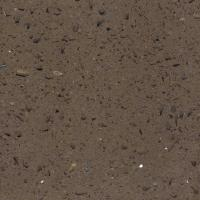 Buy cheap Antique Brown Mirror Quartz stone Slab Flooring for kitchen / bathroom from wholesalers