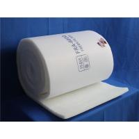 Wholesale F5 / EU5 surface glue Ceiling Filter Media Pads 160G ~ 500G Weight from china suppliers