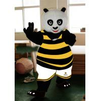Wholesale Custom Kids Cartoon Character Kungfu Panda Party Costumes from china suppliers