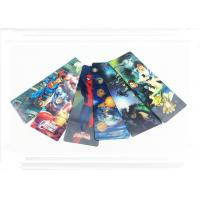 Wholesale PET / PVC / PP Custom Lenticular Printing With Disney Fama For Movie from china suppliers