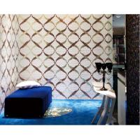 Quality Recycled glass mosaic living room building mosaic designs for sale