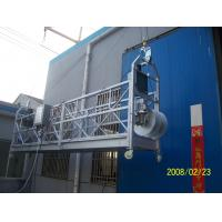 Wholesale Steel Rope Window Washing Scaffolding Gondola High Working Powered from china suppliers