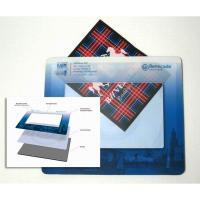 Wholesale Personalized Photo Insert Mouse Pad With PVC Surface 210*180*3MM from china suppliers