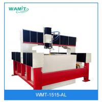 Buy cheap 1500*1500mm bridge type stainless steel small waterjet cutting machine with 420Mpa pump from wholesalers