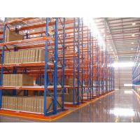 Wholesale 800-1800mm Depth, Electro Static Dusting Spray Metal Narrow Aisle Racking and Shelving from china suppliers