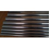 Quality 201 304 Mirror Stainless Steel Pipe / tube,Round,Square,Rectangular Pipe fixed length for sale