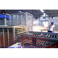 Wholesale High Tech Eps Sandwich Panel Machine / Semi Automatic Lightweight Wall Panel Machine from china suppliers