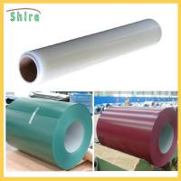 Wholesale Colored Aluminum Sheet Protective Film PE Adhesive Tape Water Resistant from china suppliers